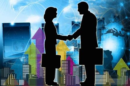 建网站企业如何提高业务员的成交率?