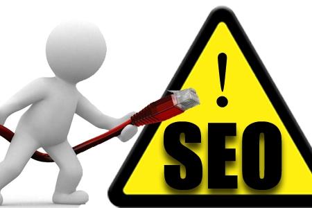 企业在网站优化中有哪些危险因素