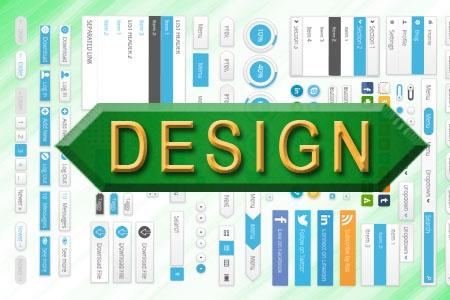 独特网站导航设计方式让网站脱颖而出